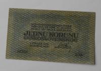 1Kč/1919/, série 235