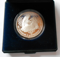 200 Kč(2002-Zdislava z Lemberka), stav PROOF, etue a certifikát