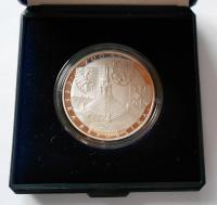 200 Kč(2005-Bitva u Slavkova), stav PROOF, etue a certifikát