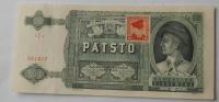 500Ks/1941-kolek ČSR/, série 3Jo 051217