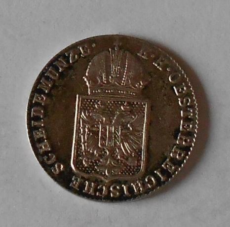 Čechy 6 Krejcar 1849 C