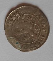 Čechy Pražský groš 1458-71 Jiří z Poděbrad