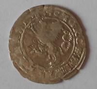 Čechy Pražský groš 1540 Ferdinand I.