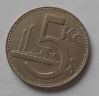 ČSR 5 Kč 1927