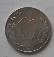 ČSSR 10 Haléř 1955