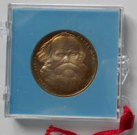 ČSSR 100 Kčs Marx 1983 stav PROOF, originální etue