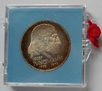 ČSSR 50 Kčs Jungman 1973 stav PROOF, originální etue