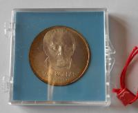 ČSSR 50 Kčs Kollár 1977 stav PROOF, originální etue