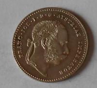 Rakousko 20 Krejcar 1869
