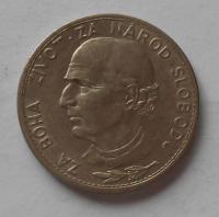 Slovensko 5 Ks 1939 Hlinka