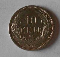 Uhry 10 Filler 1893 KB stav