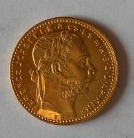 Uhry 8 Zlatník/Gulden 1884 KB