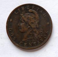Argentina 2 Centavo 1885