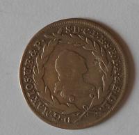 Bavorsko 10 Krejcar 1774 Max. Josef