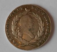 Bavorsko 20 Krejcar 1799