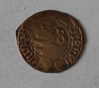 Čechy Kruhový peníz se lvem 1471-1516 Vladislav Jagellonský