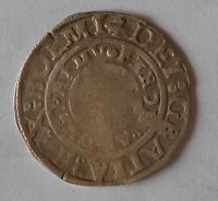 Čechy Pražský groš 1526-64 Ferdinand I. NOVORAŽBA