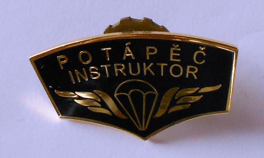 ČR Para potápěč-instruktor