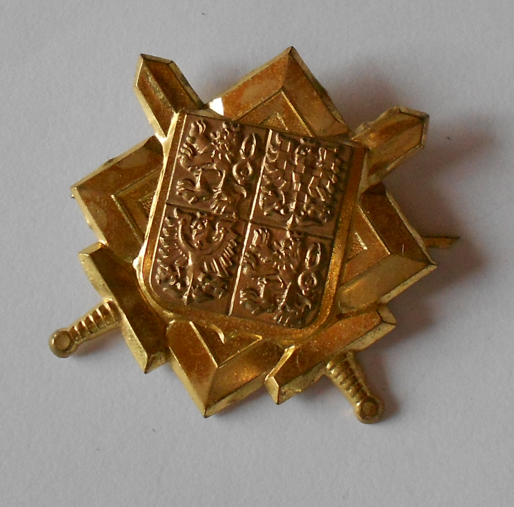 ČSFR Odznak důstojník
