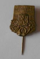 ČSR 1 sjezd pošt 1924