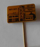 ČSR 100 let požárního sboru v Poděbradech