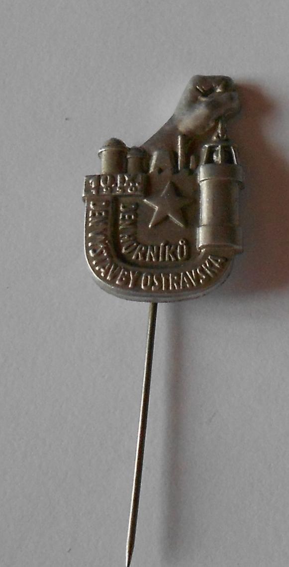 ČSR Den horníků 1950