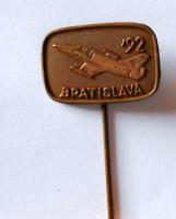 ČSR Den letectva Bratislava 1992