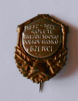 ČSR Hasiči v Bzenci 1882-1922