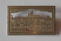 ČSR Praha Prořezávaný odznak