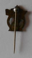 ČSR Tyršův odznak zdatnosti miniatura