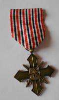 ČSR Válečný kříž 1939-45