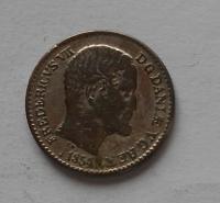 Dánsko 1 Schilling 1854