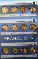 Francie Sada – fotbal 2016