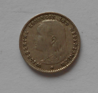 Holandsko 10 Cent 1897