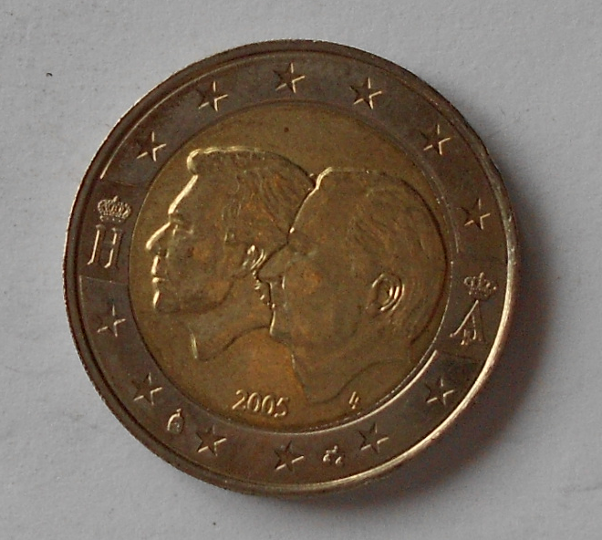 Holandsko 2 Euro 2005