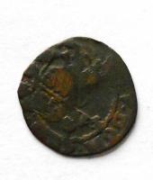 Itálie 6 Denari 1659-74 Domanico II. Contarini