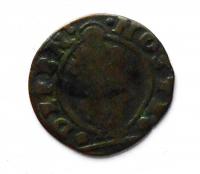 Itálie-Benátky 12 Denari 1631-46 Francezsko Erizzo