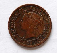 Kanada 1 Cent 1888