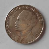 Kuba 1 Peso 1953