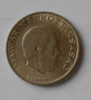 Maďarsko 5 Forint 1972