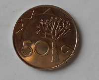 Namibie 50 Cent 1993