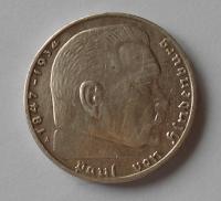 Německo 2 Marka 1938 A
