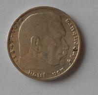 Německo 2 Marka 1939 A