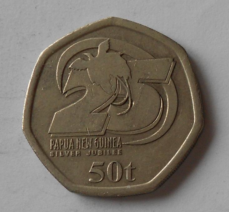 Papuia Nová G. 50 Tala 2000