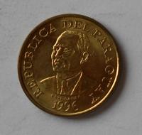 Paraguay 10 Guarami 1996