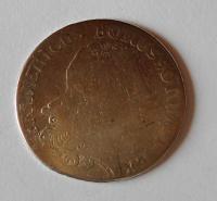 Prusko 1/3 Tolar 1773 B
