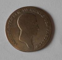 Prusko 1/6 Tolar 1810 A