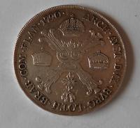 Rakousko 1/2 Tolar 1790 Josef II. A