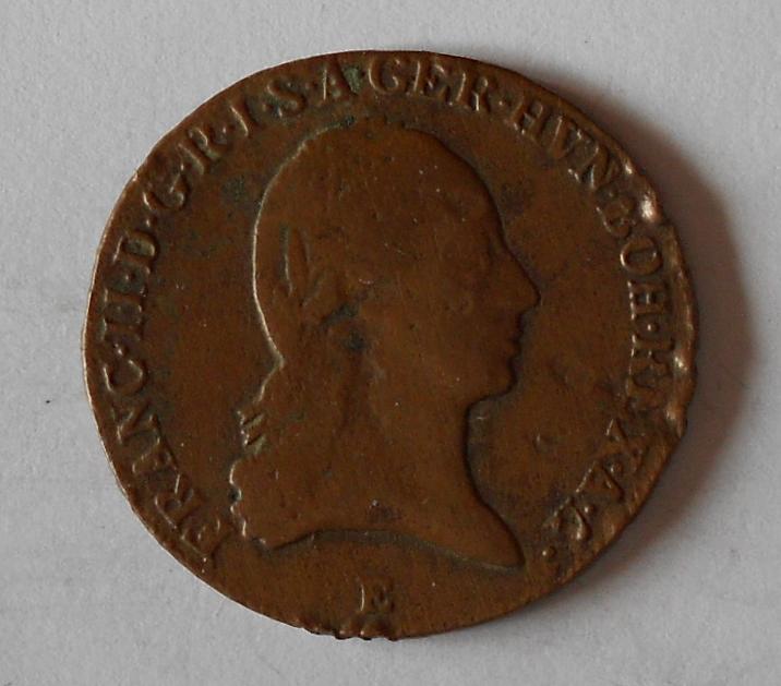 Rakousko 3 Krejcar 1800 František II. E