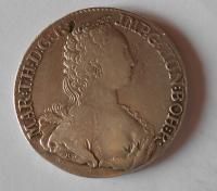 Rakousko Dukaton 1749 Marie Terezie